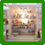 冷蔵庫整頓