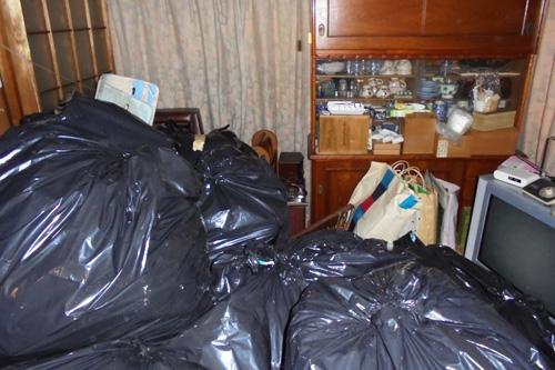 廃棄処理イメージ